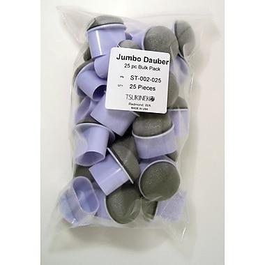 Tsukineko® Jumbo Dauber, 25/Pack