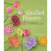 "Sterling Publishing® Book "" Quilled Flower """