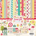 Echo Park Paper Sweet Girl Collection Kit, 12in. x 12in.