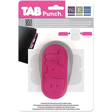 We R Memory Keepers Index Tab Punch, 2in.
