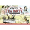 TJ Designs 5 1/4in. x 8 1/4in. Stamp Set, Mad Hatter's Tea Party