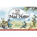 TJ Designs 5 1/4in. x 8 1/4in. Stamp Set, Mad Hatter