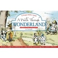 TJ Designs 5 1/4in. x 8 1/4in. Stamp Set, Walk Through Wonderland