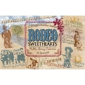 TJ Designs 5 1/4in. x 8 1/4in. Stamp Set, Rodeo Sweethearts