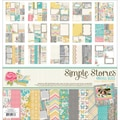 Simple Stories Vintage Bliss Collection Kit, 12in. x 12in.