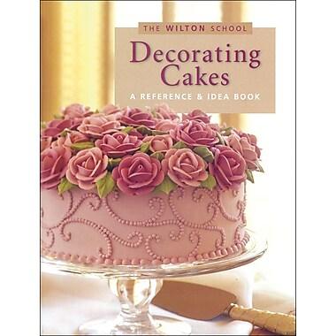 Wilton W902904 Decorating Cakes Book