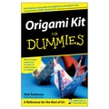 Wiley Publishers Book in.Origami For Dummies Kitin.