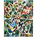 White Mountain Puzzle 24in. x 30in. Jigsaw Puzzle, in. Butterflies Of The World in.