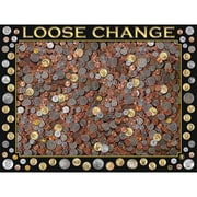 White Mountain Puzzle 18 x 24 Jigsaw Puzzle,  Loose Change