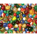 White Mountain Puzzle 24in. x 30in. Jigsaw Puzzle, in. Lose Your Marbles in.