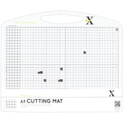 "Docrafts® 16 1/2"" x 11.7"" Xcut Duo Cutting Mat, Black and White"