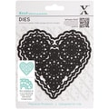 Docrafts® 5in. x 7in. Xcut Vintage Decorative Dies, Filigree Heart