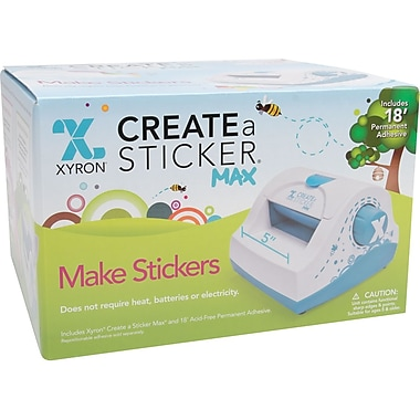Xyron® 5in. x 18in. Create-a-Sticker Maker With Permanent Adhesive Cartridge