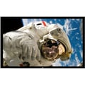 Elite Screens® ezFrame Series 106in. Fixed Frame Projection Screen, 16:9, Black Casing