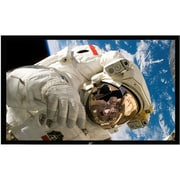 Elite Screens® ezFrame Series 106 Fixed Frame Projection Screen, 16:9, Black Casing