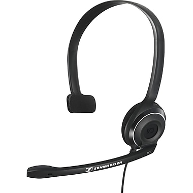 Sennheiser PC 7 USB VOIP Headset, Black