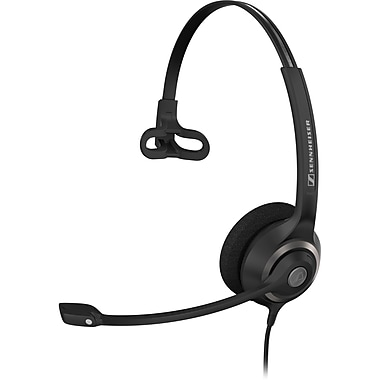 Sennheiser SC 230 USB ML Headset, Black/Silver