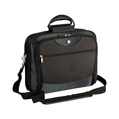 HP® Targus Evolution Lite Nylon Case For Notebook, Black