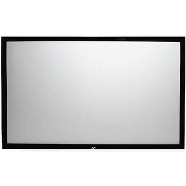 Elite Screens® SableFrame Series 106in. Fixed Frame Projection Screen, 16:9, Black Casing