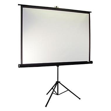 Elite Screens® Tripod Pro Series 119in. Portable Projection Screen, 1:1, Black Casing