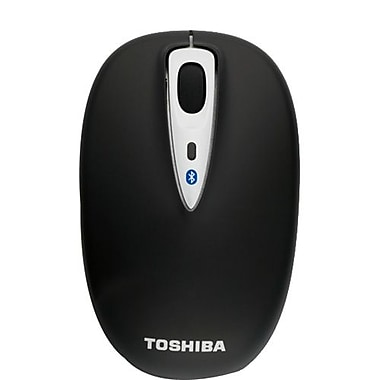 Toshiba Bluetooth® Laser Mouse, Gloss Black