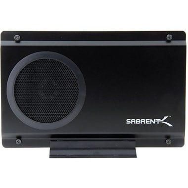 Sabrent EC-7F83 3 1/2in. USB 3.0 80MM IDE/SATA External Drive Enclosure