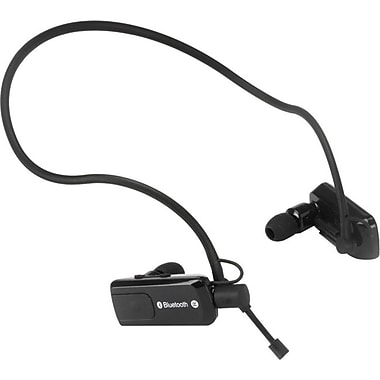 Scosche® TuneSTREAM Wireless Sport Bluetooth® Headset, Black
