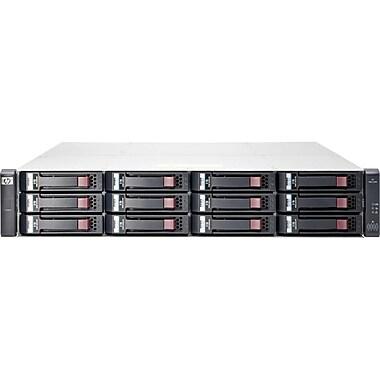 HP® MSA 2040 SAN Dual Controller SFF Storage Array