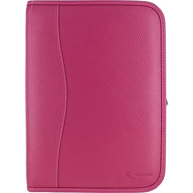 rOOCASE Executive Portfolio Case Cover With Stylus For Samsung galaxy Tab 3 10.1, Magenta