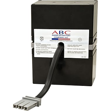 ABC APC RBC33 12 VDC UPS Replacement Battery