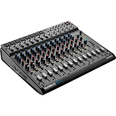 Alesis MultiMix 16 Channel USB FX Auio Mixer