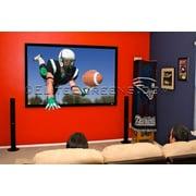Elite Screens® SableFrame Series 166 Projection Screen, 2.35:1, Black Casing