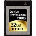 Lexar LXQD32GCTBNA1100 Professional 1100x XQD Card, 32GB