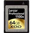 Lexar LXQD32GCTBNA1100 Professional 1100x XQD Card, 64GB