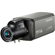 Samsung SCB-2000STA High Resolution Analog Box Camera, Black/Dark Grey