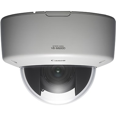 Canon VB-M600D Fixed Dome Network Camera