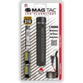 MAGLITE MAG-TAC 4-17 Hour Plain-Bezel LED Flashlight, Matte Black