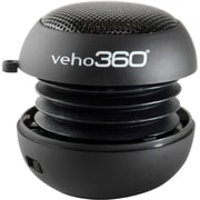 Veho VSS001360 M1 Portable Capsule Speaker, Black