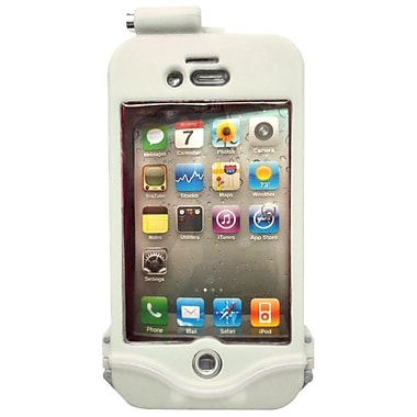 DriSuit Endurance Waterproof Case for iPhone 4/4s, Winter White