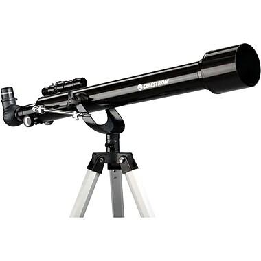 Celestron 60AZ PowerSeeker Slow Motion Control Telescope