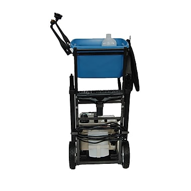 US Steam ES4500 Commercial Vapor Steam Cleaner With Controlled Chemical Injection