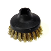 "US Steam J0680 3"" Round Brass Brush"