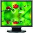 NEC LCD175M-BK 17in. LED LCD Desktop Monitor With Built-In Speakers, Black