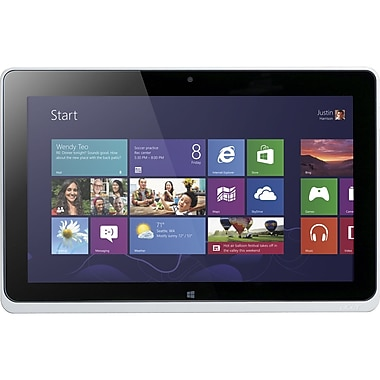 Acer® Iconia® W510 10.1in. 2GB LED Net-Tablet