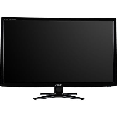 Acer® UM.HG6AA.D02 27in. Widescreen Full HD LED LCD Backlit Monitor, Black