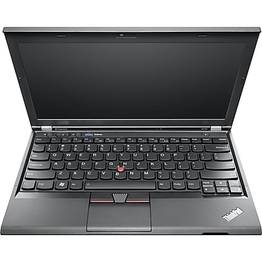 Lenovo ThinkPad x230 Intel Core i5 i5-3320M 2.6 GHz 12 1/2in. LED Notebook, Black