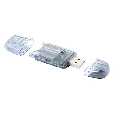 Sabrent CR-SDMMC Mini USB 24-in-1 Card Reader