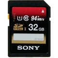 Sony 2/Pack SDHC Class 10/UHS-I Memory Card, 32GB