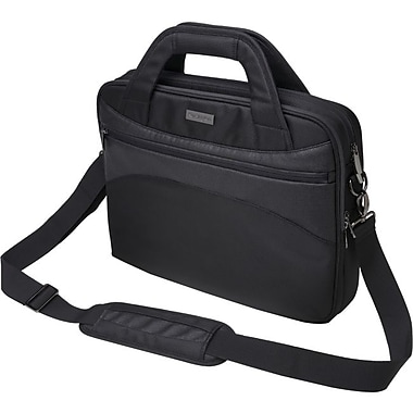 Kensington Triple Trek Top Loading Carrying Case for 14in. Ultrabook, Black