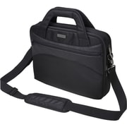 "Kensington Triple Trek Top Loading Carrying Case for 14"" Ultrabook, Black"